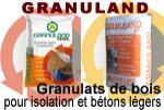 Granuland, le bio-béton