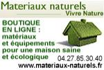 . Matériaux Naturels .